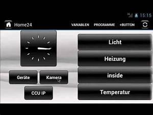 Homematic Ip Kamera Einbinden : mediola tutorial 2 der a i o creator im detail i doovi ~ Watch28wear.com Haus und Dekorationen