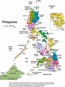 Philippines Printable, Blank Maps, Outline Maps • Royalty Free  Philippine