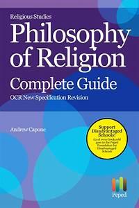 Religious Studies Philosophy Of Religion Ocr Revision