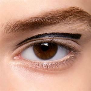 Maquillage Pour Yeux Marron : maquillage original yeux marrons ~ Carolinahurricanesstore.com Idées de Décoration