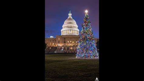 2017 united states capitol christmas tree lighting