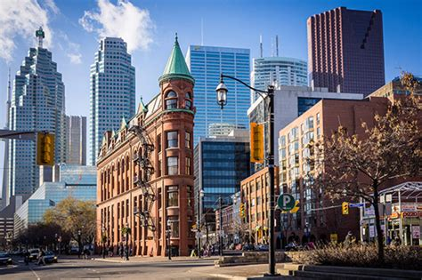 The Top 20 Historical Buildings In Toronto