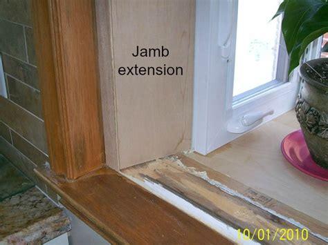 extending door jambs window jamb extension click to enlarge detail of
