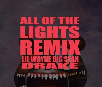 Kanye West  All Of The Lights (remix) (feat Lil Wayne
