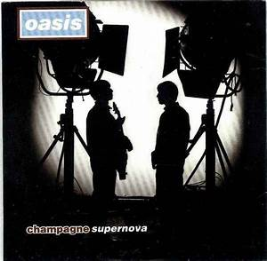 Oasis (2) - Champagne Supernova (CD) at Discogs