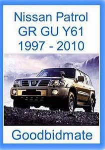 Nissan Gr Gu Y61 Patrol - 1997 - 2010 Workshop Repair Manual