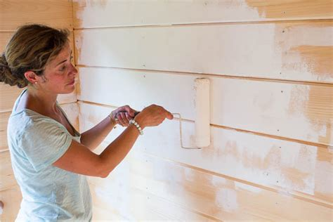how to fit shiplap cladding how to install shiplap walls the home depot