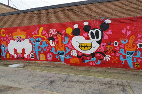 save your favorite ellum mural with instagram contest