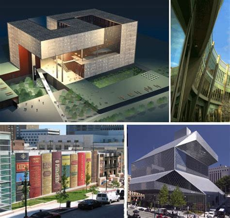 Bookish Buildings: 15 Dazzling Modern Library Designs