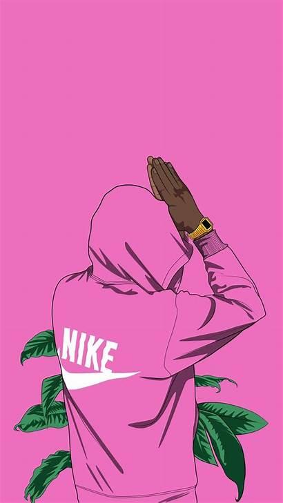 Nike Dope Wallpapers Wallpaperplay