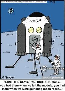 Moon Landings Cartoons and Comics - funny pictures from ...