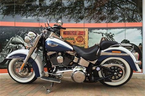 2015 Harley Davidson Softail Deluxe Motorcycles For Sale