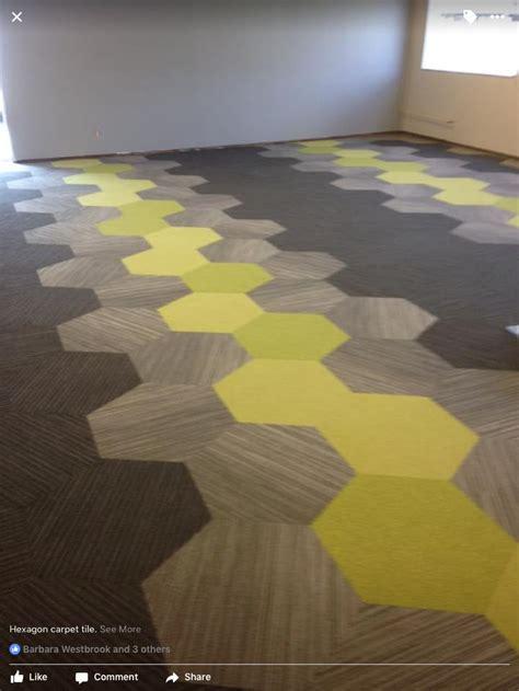 hexagon carpet tile 11 best hexagon carpet tiles images on hexagon