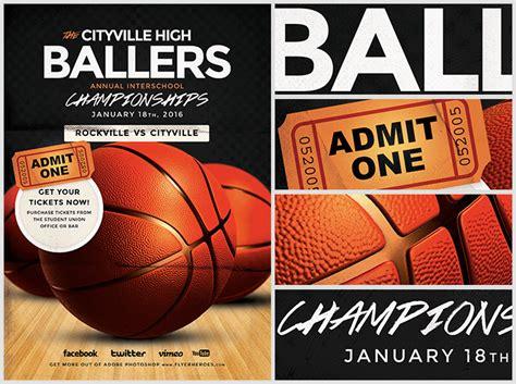 basketball flyer template free basketball flyer template flyerheroes