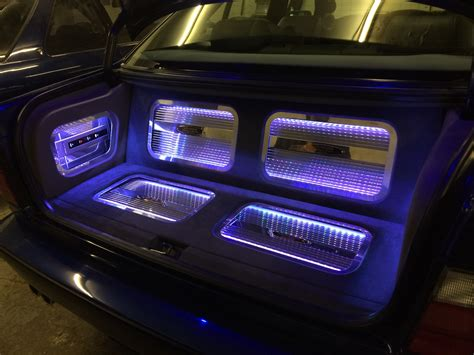 Custom Car Audio Installation In Chelmsford Johnsons