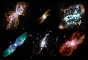 Astronomers Find Bizarre Alignment of Planetary Nebulae in ...