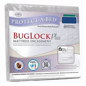 protect a bed buglock plus mattress encasements With best mattress protector against bed bugs