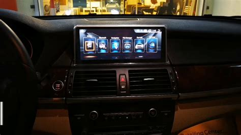 bmw  android  installed  itronix youtube