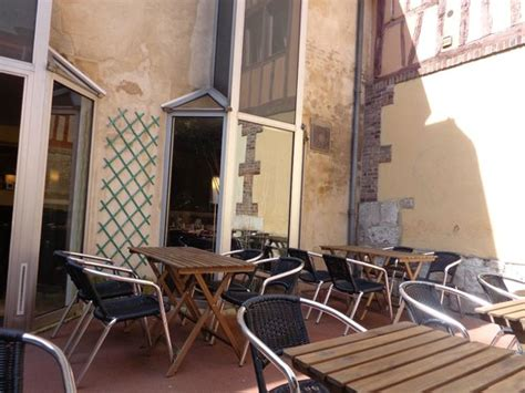 terrasse picture of made in normandy rouen tripadvisor