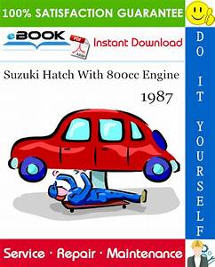 This Is The Complete Service Repair Manual For The Suzuki