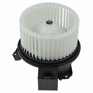 Heater Blower Motor With Fan Cage Wheel For 10