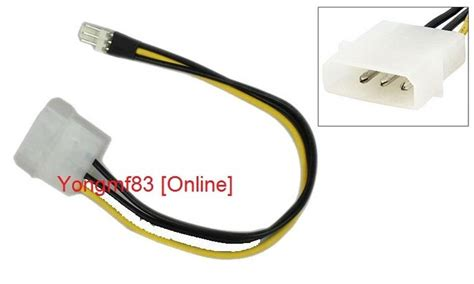 3 pin fan connector 4 pin molex to 3 pin cpu fan power co end 5 4 2019 9 15 pm