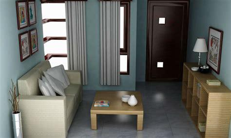 pemilihan interior  rumah  lantai minimalis desain
