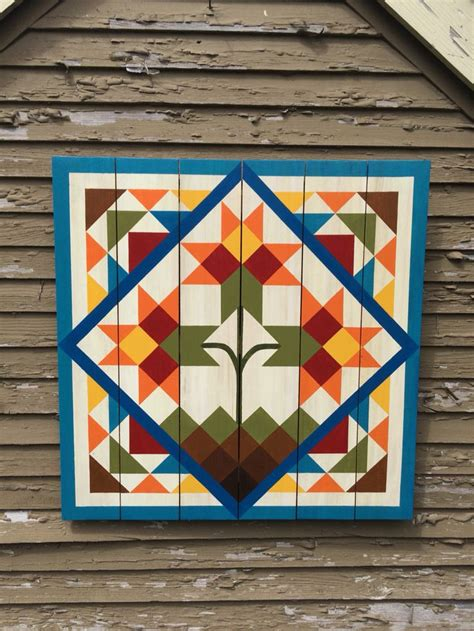 Barn Quilts Patterns Painting by 76 Best Images About Barn Quilts On How To