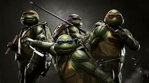 Teenage Mutant Ninja Turtles Now Playable In Injustice 2