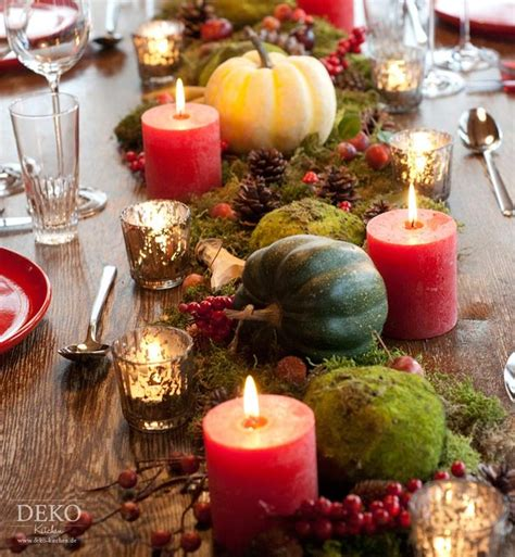 Herbstliche Tischdeko Selbermachen by Die Besten 25 Herbstliche Tischdeko Ideen Auf