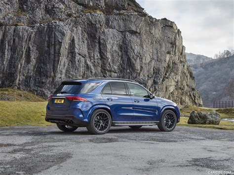 Of which there are many. 2020 Mercedes-AMG GLE 53 (UK-Spec) - Rear Three-Quarter   Wallpaper #29   1600x1200