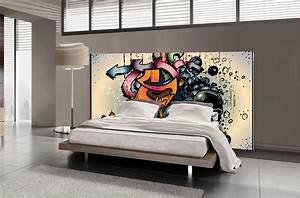 Lit Ado Design : tete de lit chambre ado ~ Teatrodelosmanantiales.com Idées de Décoration