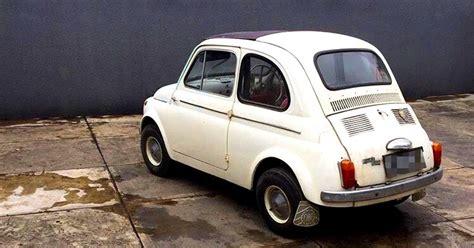 Gambar Mobil Fiat 500 by Fiat 500 Cinquecento Mobil Motor Lama