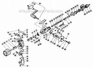 Shimano Spinning Reel Parts Diagram