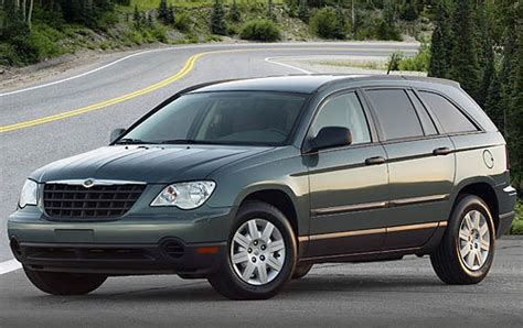 2008 Chrysler Pacifica Lx by Used 2008 Chrysler Pacifica For Sale Pricing Features
