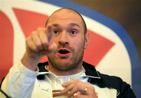 Heavyweight champion Tyson Fury strongly denies claims he ...
