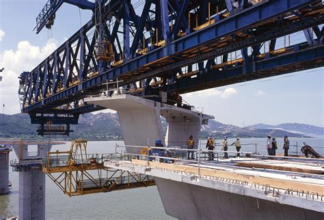 bridge erection construction systems structural