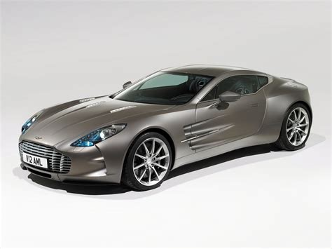 Aston Martin One 77 2009 2018 2018 2018 Autoevolution