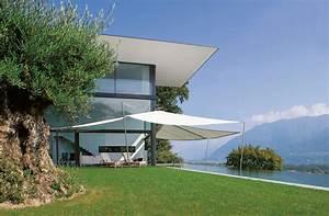 Sonnenschutz Für Garten : sonnensegel in edlem design f r terrasse und garten ~ Markanthonyermac.com Haus und Dekorationen