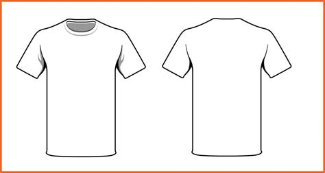 Tshirt Basic Template by T Shirt Printing Template Qiboray5t Templates Data