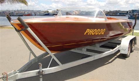 Classic Wooden Speed Boats For Sale by Click To Enlarge