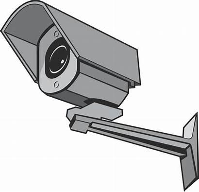 Camera Surveillance Clip Clipart Security Cameras Cctv