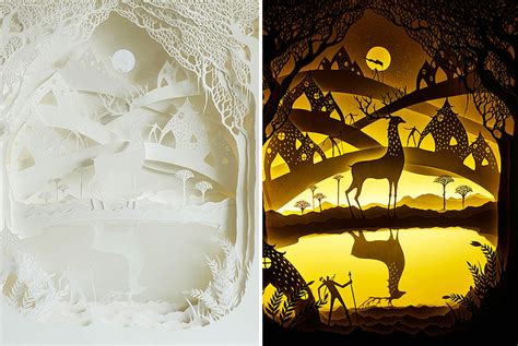 Fairytales Come To Life In New Papercut Light Boxes By Clip Art Yard Sale Underwater Wallpaper Jobs Anchor Athalassas Mouth Martial Arts Clothing Pixel Zebra