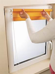 Rollo Für Fenster Ohne Bohren : rollo anbringen ohne bohren wohnen deko ~ Markanthonyermac.com Haus und Dekorationen