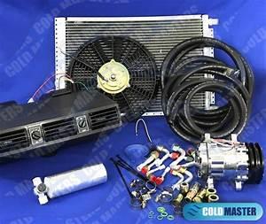 A  C Kit Universal Under Dash Evaporator Compressor  U2013 Kit