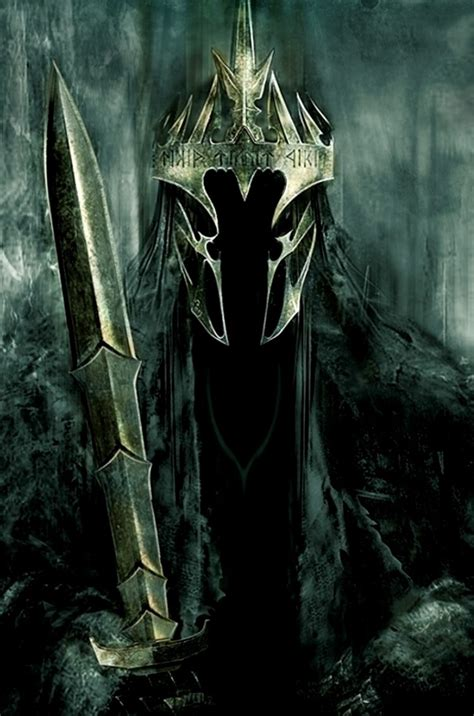 witch king  angmar hd wallpaper