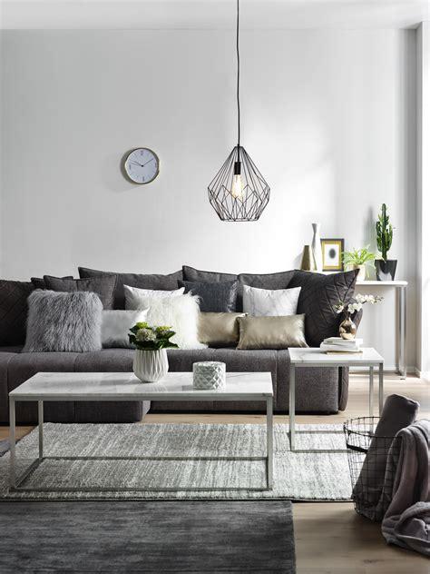 Graues Sofa Kombinieren by Anthrazit Grau Oder Silber Verleihen Dem Raum Nordischen