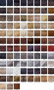 My Colour Shade Chart Pin By Alice Neun On Hairstyles Pinterest Colors