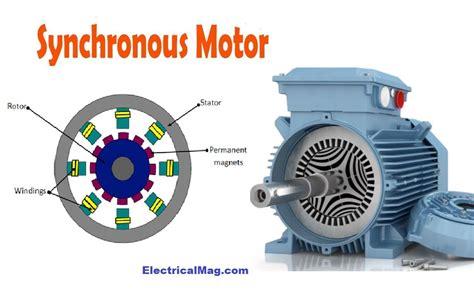 Synchronous Motor by Synchronous Motor Operation Principle Impremedia Net