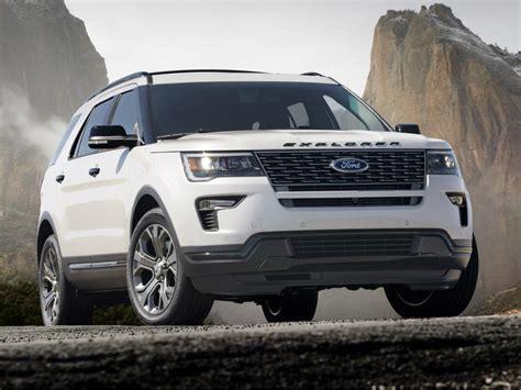 2018 Ford Explorer Price, Design, Interior, Specs, Review